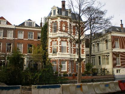 デンハーグ住宅