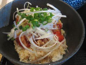 半熟濃厚魚介つけ麺+(4)