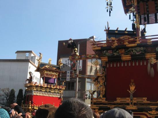 高山春祭り からくり+(5)