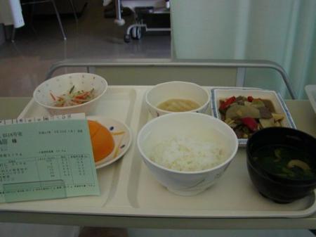 3-23昼食