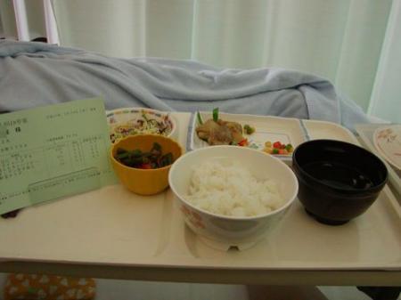 3-24昼食