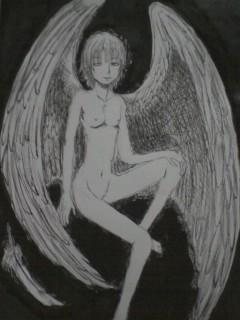頂き物-天使なラウンダバウト