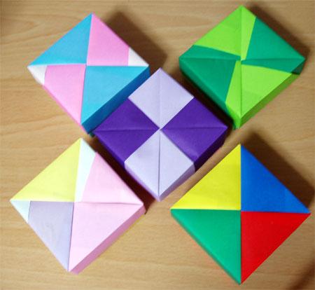 ハート 折り紙 折り紙 作り方 箱 : mayubi.blog48.fc2.com
