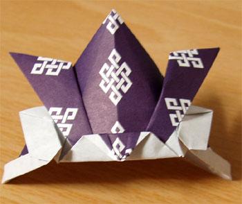 折り 折り紙:折り紙 兜 折り方-mayubi.blog48.fc2.com