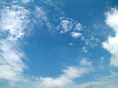 秋の気配 2007.8.21