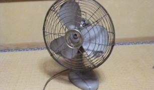 扇風機君1
