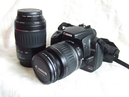 CANON EOS KISS DIGITAL X