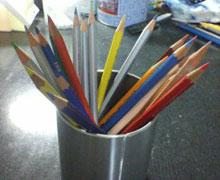 水彩色鉛筆