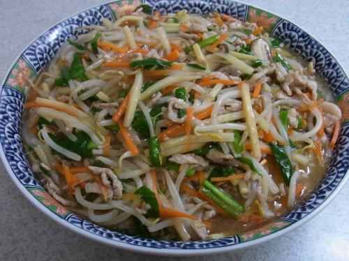 110514-010豚細切り肉と野菜の炒め煮(縮小)