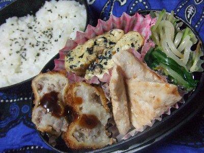 お弁当(12・9)
