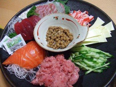 手巻き寿司(12・15)