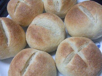 おからパン(1・9)