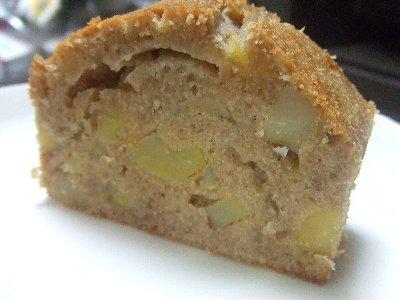Wマロンパウンドケーキ(1・16)