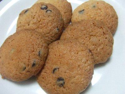 ざくざくクッキー(2・14)