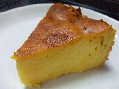 かぼちゃのチーズケーキ(2・22)