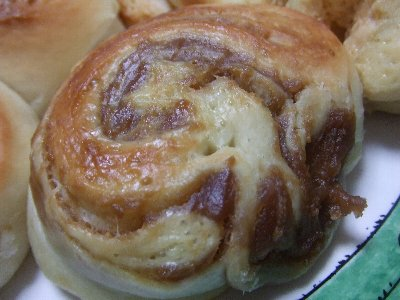 折り込みメープルパン(3・8)