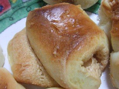 ピーナッツバターパン(3・8)