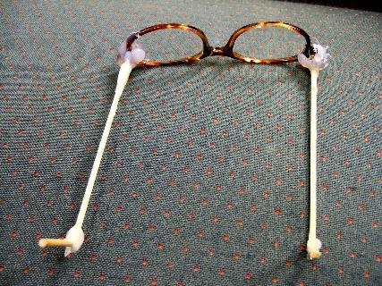 ポールのメガネ
