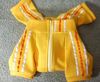 黄色ジャージM