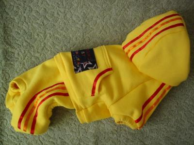 黄色ジャージ赤×オレンジY