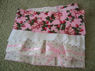 イチゴリボンマナーバンドスカート付