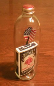 瓶詰めトランプ1