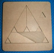 はみだし三角3