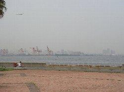 城南島海浜公園風景1