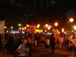 麻布十番祭り