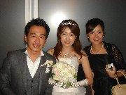 中西さん結婚式2次会