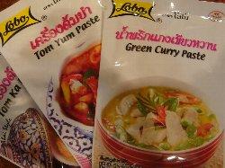 お土産from Thai