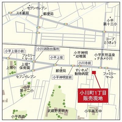 s-小平1丁目MAP