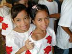 村の子供たち