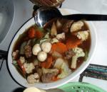 中華の八宝菜