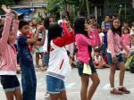 子供たちのダンス