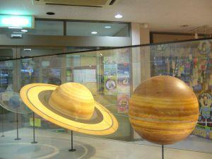 木星・模型