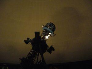 プラネタリウム映写機