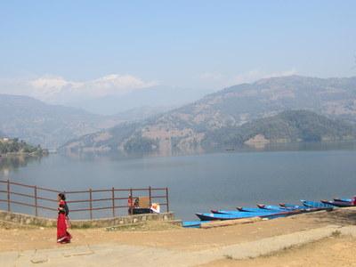 ベグナス湖