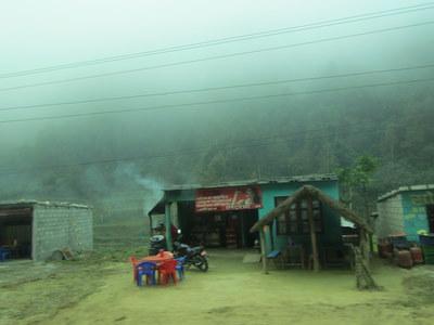 マナカマナへの道