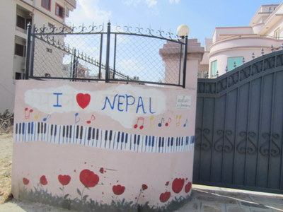 i love nepal