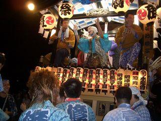 真鍋のお祭り