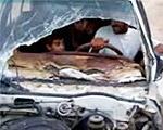 値が付けられないイラクの車