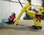【RobotRide】待望の家庭用絶叫マシーン、遂に完成!
