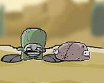 ちょいグロ可愛いアクションゲーム「Cereus Peashy」