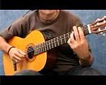 アコースティックギターレッスン「イパネマの娘」
