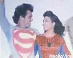 スーパーマンとスパイダーマン、夢の競演