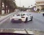 BMWで公道をドリフトするぜー