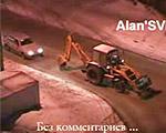 壊れたトラクターで走る方法