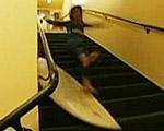 俺たち階段スライダーズ!