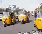海外の交通事情